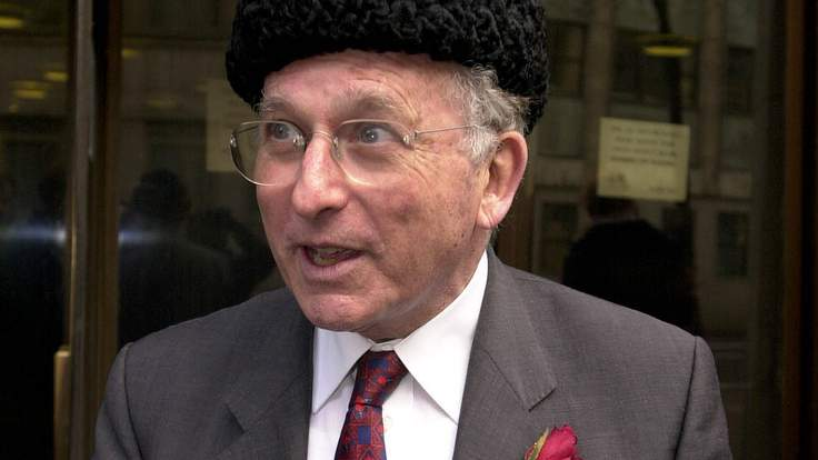 Lord Janner: UK Lawmaker and Jewish Leader dies after long illness