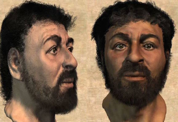 The real face of Jesus Christ: Forensic Expert Reconstructs How He Would Have Looked (Picture)