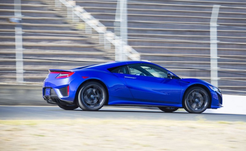 2017 Acura NSX Configurator Released