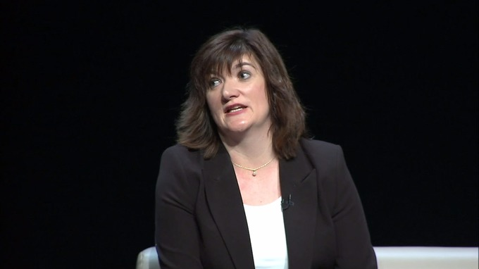 Nicky Morgan heckled at NAHT conference by angry teachers, Reports