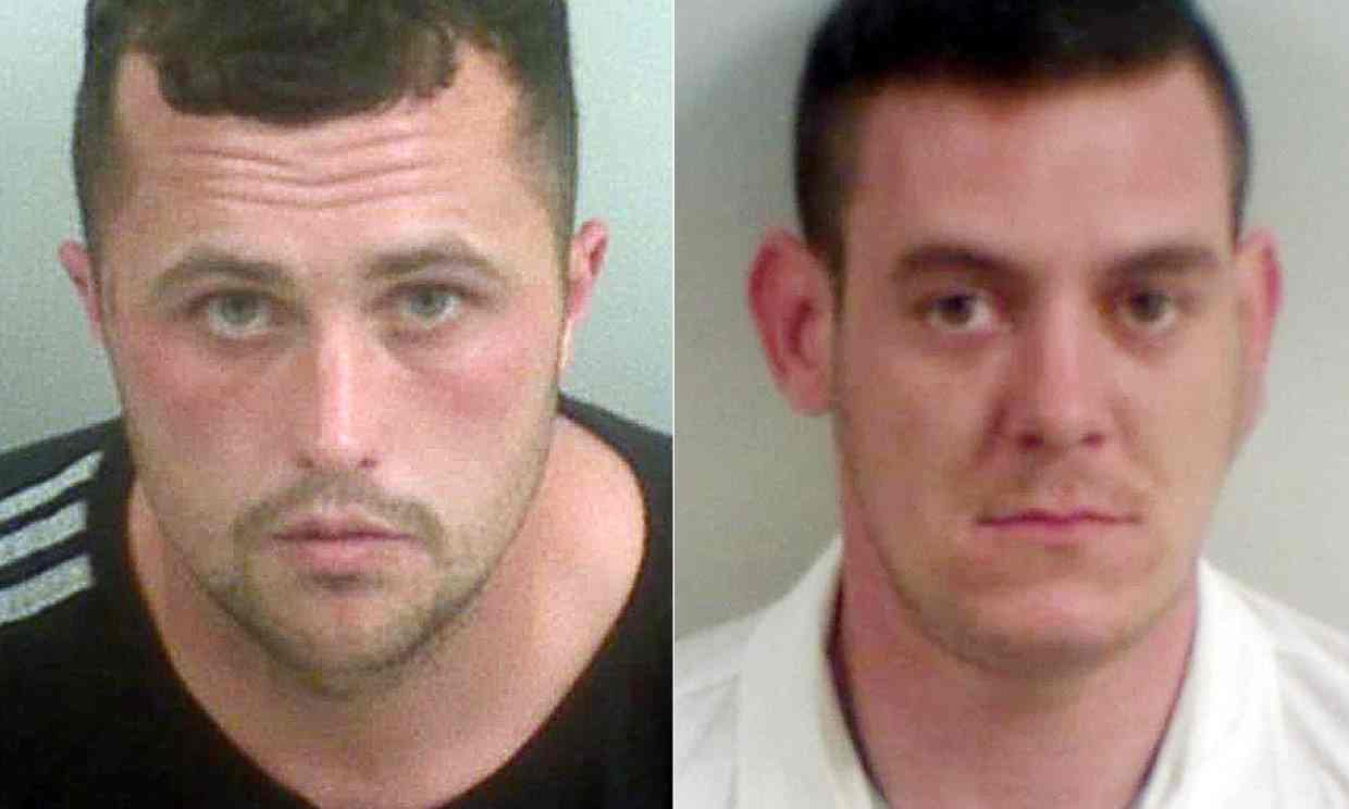 Harry Shilling jailed after weapons seized linked to Charlie Hebdo arms dealers