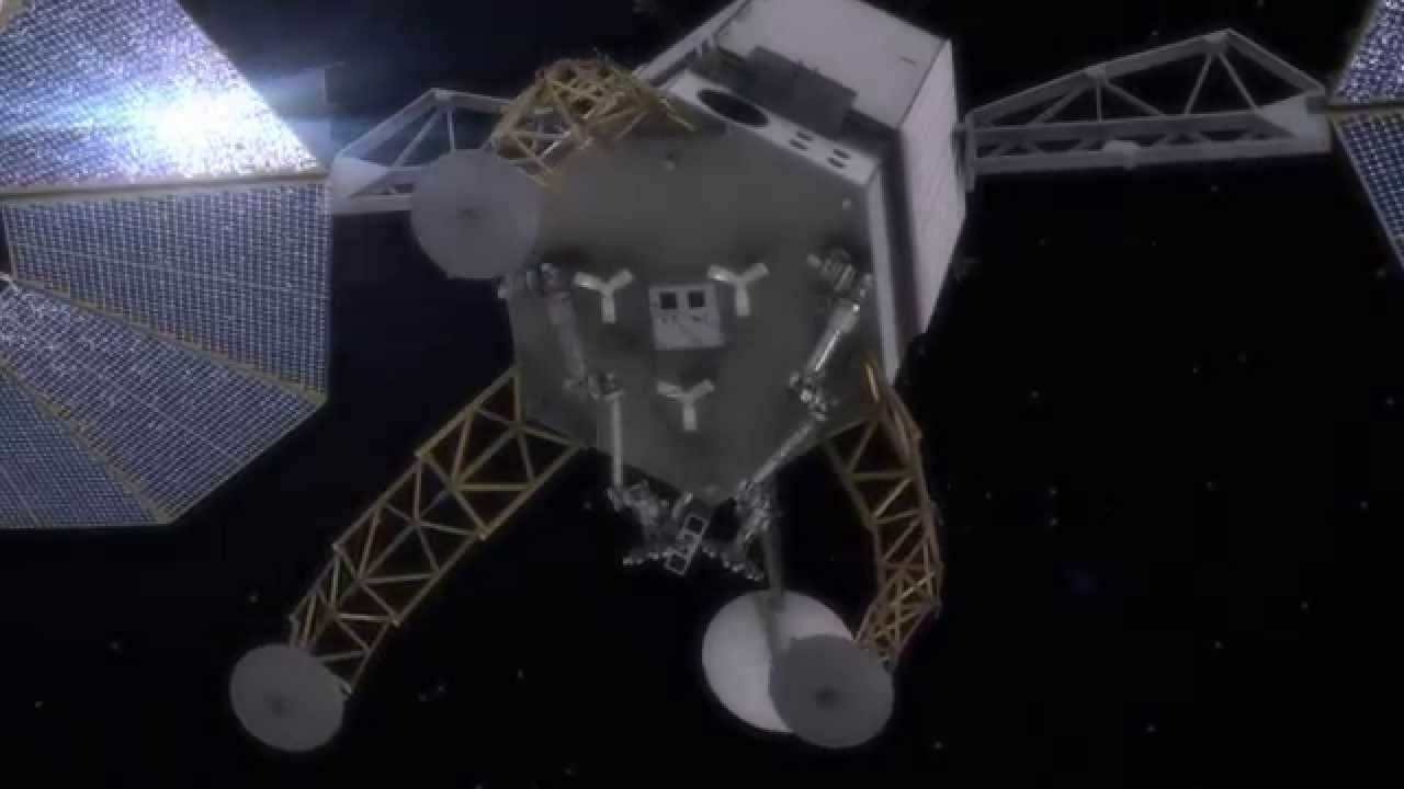 Asteroid Redirect Mission Review Complete, Details