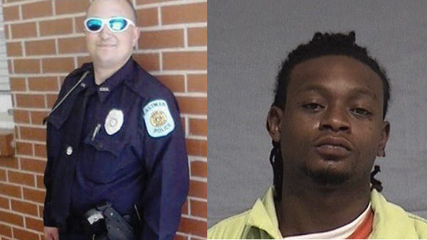 Royheem Deeds arrested in shooting death of Georgia police officer