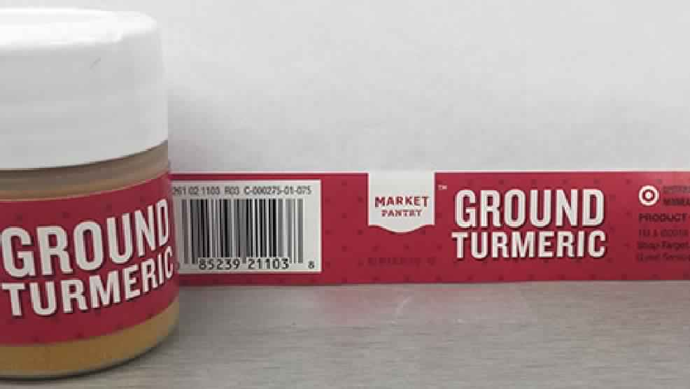 Turmeric Recall Announced, Excessive lead levels found