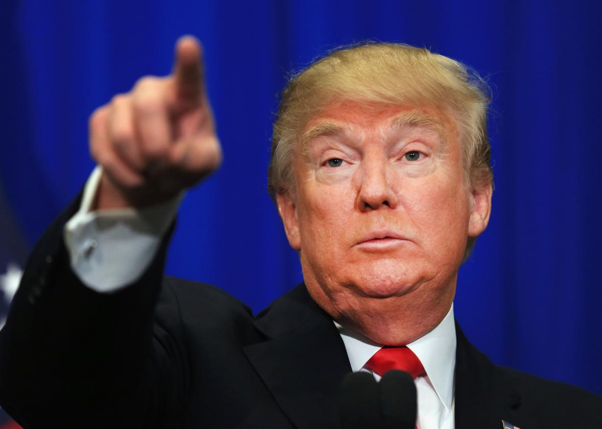 Donald Trump denied visit to US International Civil rights museum