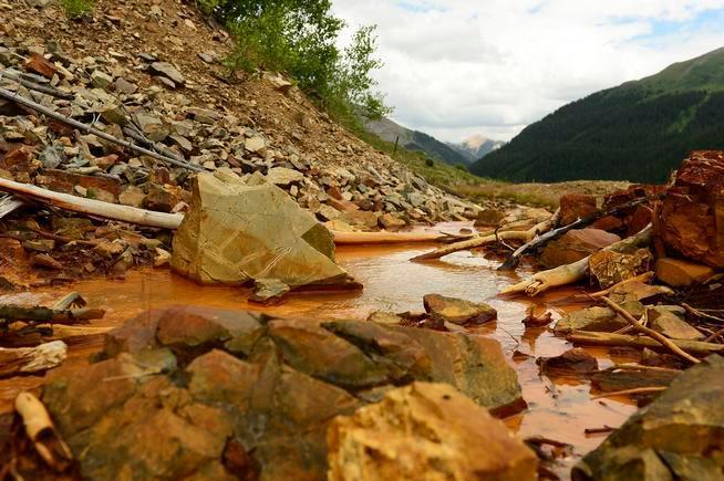 EPA puts site of Colorado mine disaster on Superfund list