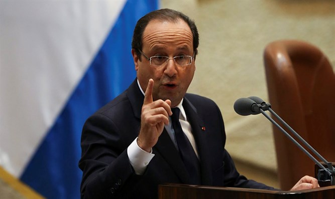 Francois Hollande: Islam can co-exist with a French secular state