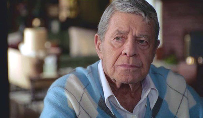 Jerry Lewis returns to theaters with emotional 'Max Rose' (Trailer)