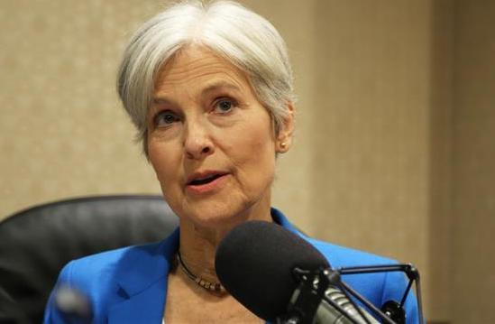 Jill Stein Stumps For Green Party in Wilkes-Barre