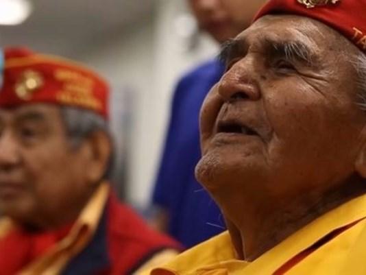 Joe Hosteen Kellwood: Former WWII Navajo code talker dies at 95