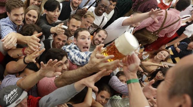 Munich Oktoberfest: Security tightened over terrorism fears