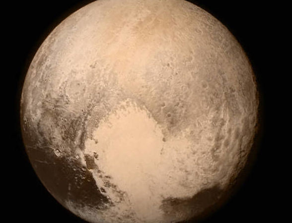 Pluto's 'Mysterious' Heart Finally Revealed