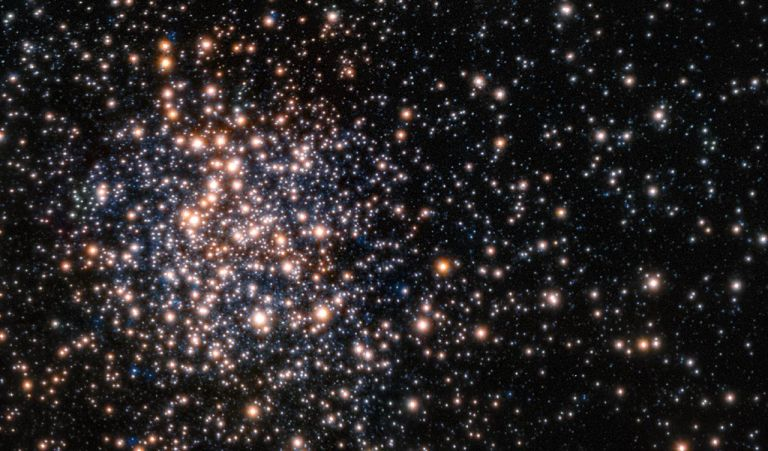Researchers discover 'Galactic fossil' of early Milky Way, called 'Terzan 5'