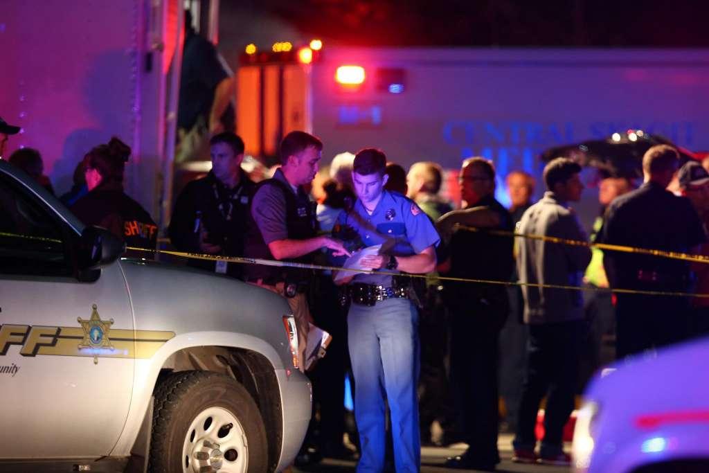 Shooting At Washington State Mall Kills At Least 5, Police Say