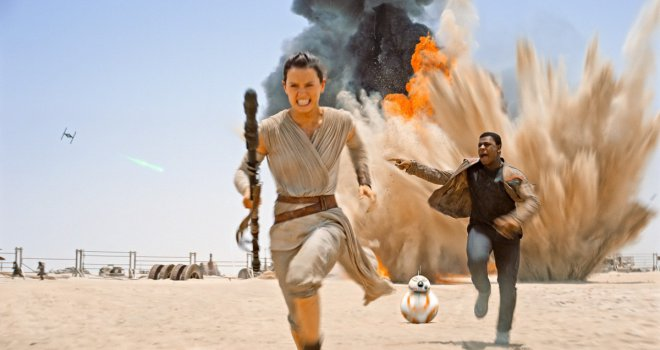 Star Wars: The Force Awakens Visual Effects Reel (Watch)