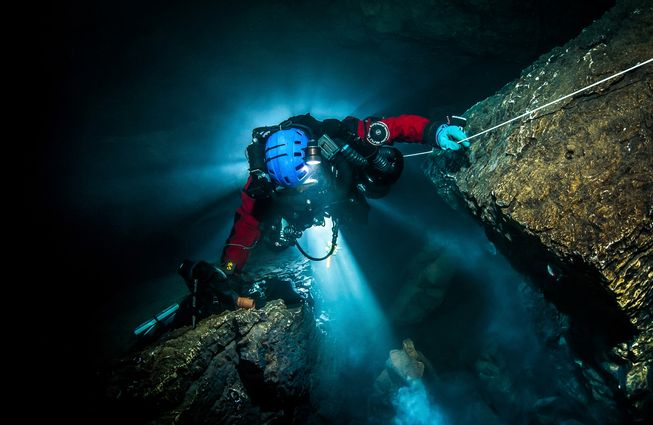 Czech Republic: World's deepest underwater cave discovered, researchers Say