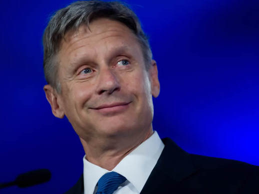 Gary Johnson: I'd be a continuation of Barack Obama to contain ISIS