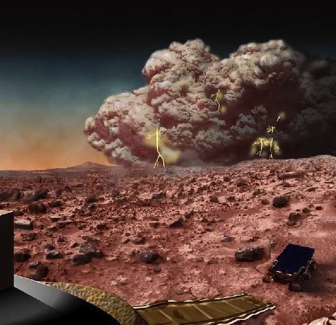 Mars: Global Dust Storm To Hit the Red Planet, Warn NASA Researchers
