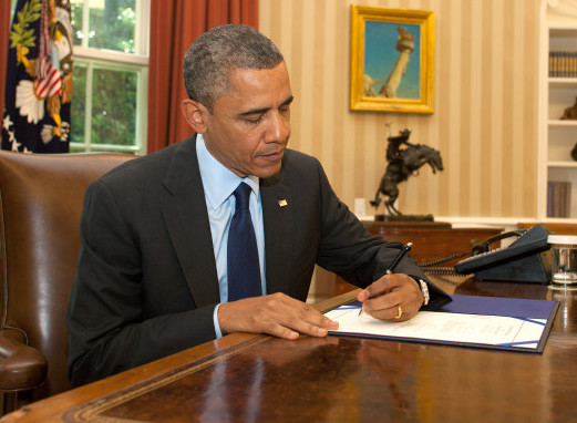 President Obama signs Shaheen's bill of rights for sexual assault survivors