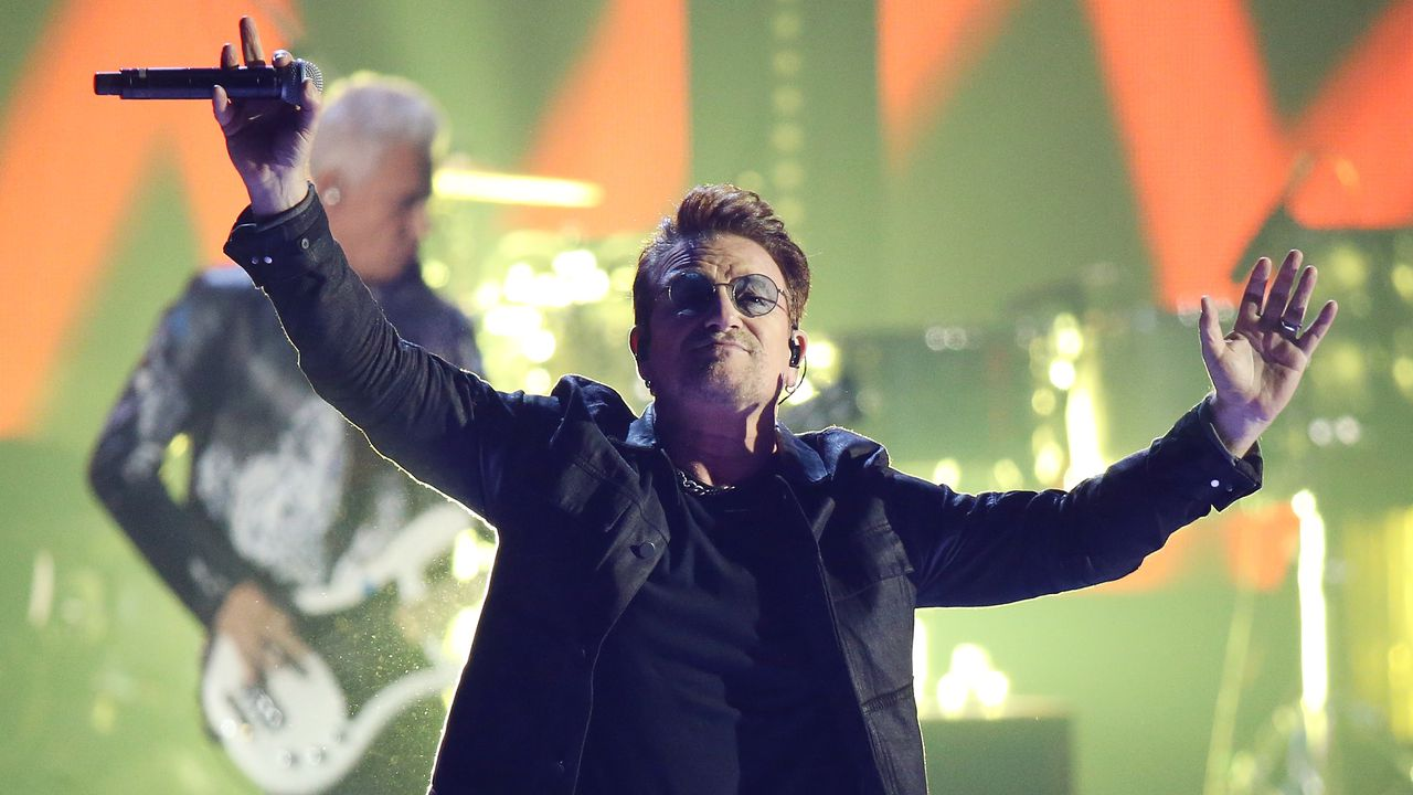 Bono: Women of the Year Winners, Names Singer First Man of the Year