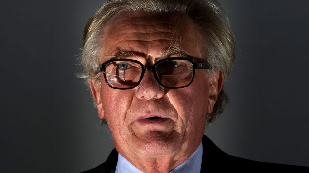 Lord Heseltine: Former Tory deputy leader admits to strangling his mother's dog