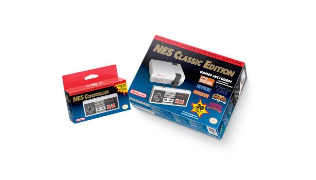 Nintendo is going to win the holidays with NES Classic Edition, Report