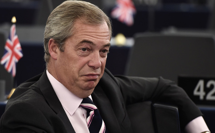 Ukip Misspent Funds on Brexit: EU threatens UKIP with £150K fine after 'misspending election funds'