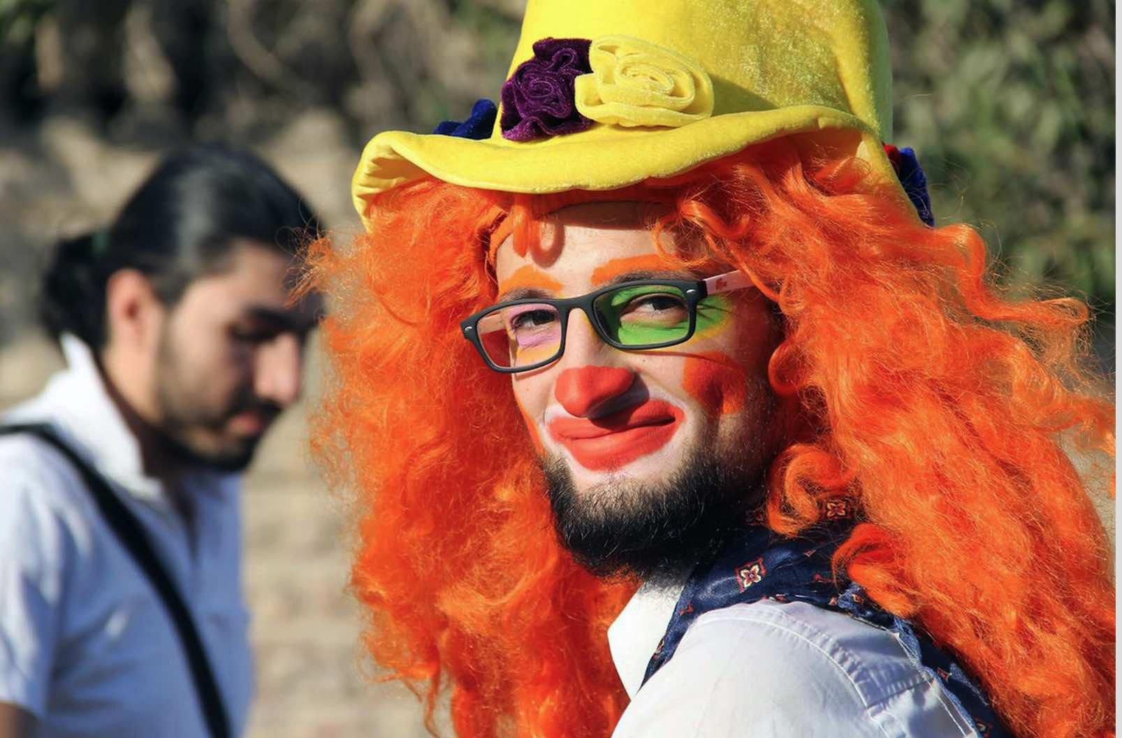 Anas al-Basha: Clown of Aleppo 'killed in Syrian or Russian air strike'