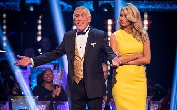Bruce Forsyth Health: TV presenter hasn't recorded a message for Strictly Christmas special