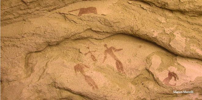 Nativity Scene Found in Egypt Cave