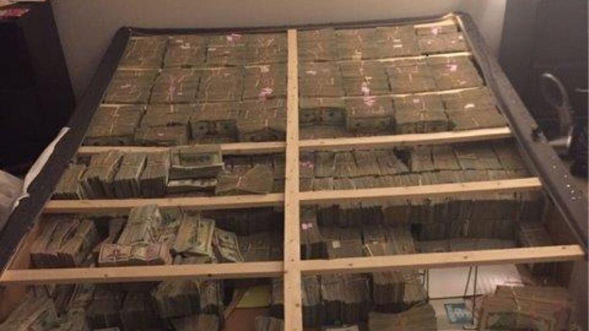 $20 Million Under Mattress? Feds Tweet Picture Of Latest Find