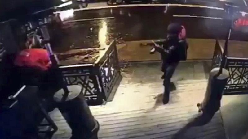 Istanbul Attack: Is claims nightclub shooting, killer still at large