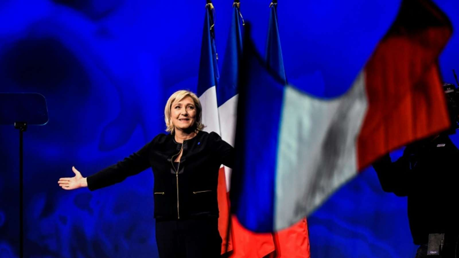 Marine Le Pen refuses police interview over funding claims