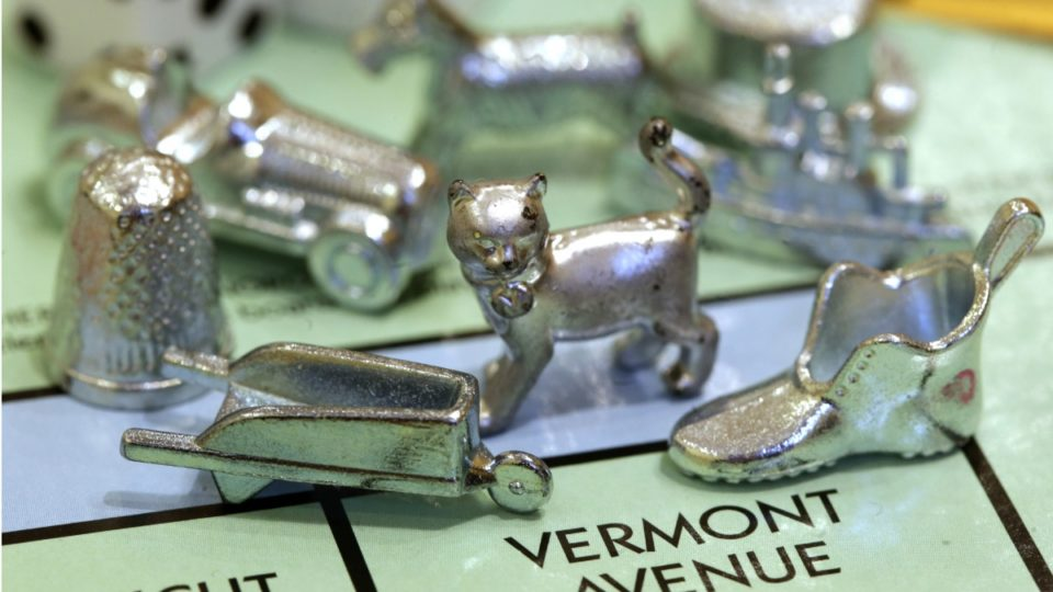 Monopoly retires thimble game piece - and replacing it with something terrible