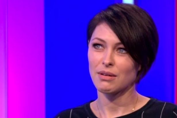 The One Show: Emma Willis looks mortified as she is interrupted (Watch)