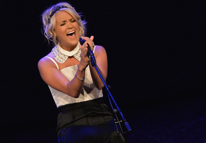 Carrie Underwood: Oklahoma native reveals home was hit by Nashville tornado