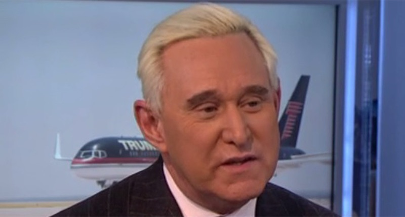 DNC hack: Roger Stone Admits to Private Communication With Account Linked to Russian Election Hackers