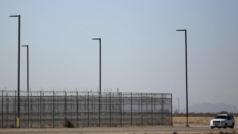 Detainees Sue Private Prison for 'Forced Labor', Lawsuit Says