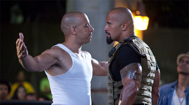Dwayne Johnson and Vin Diesel's Feud Just Took an Interesting Turn