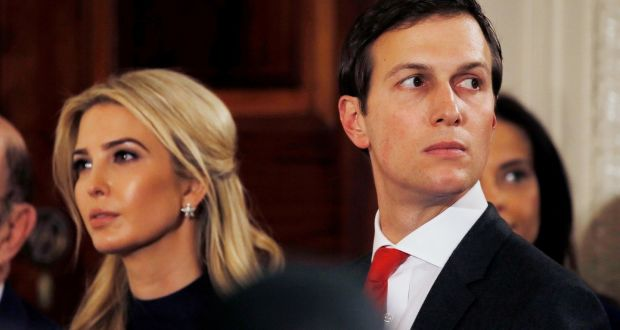 Jared Kushner And Ivanka Trump to divest some assets