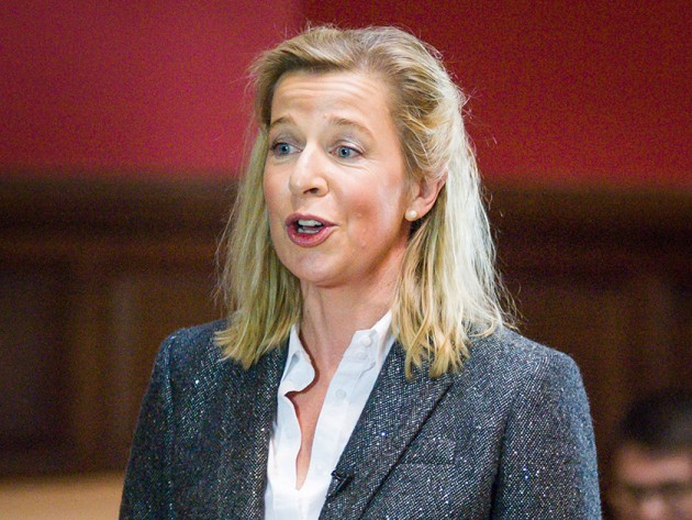 Katie Hopkins mocks Royals for talking about mental health