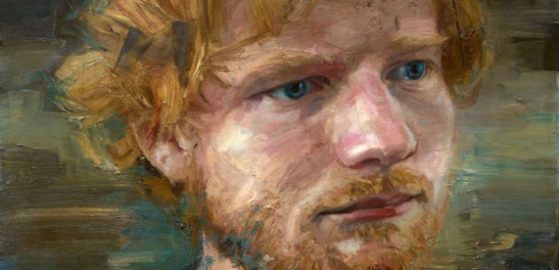 Ed Sheeran: National Portrait Gallery acquires painting of Singer