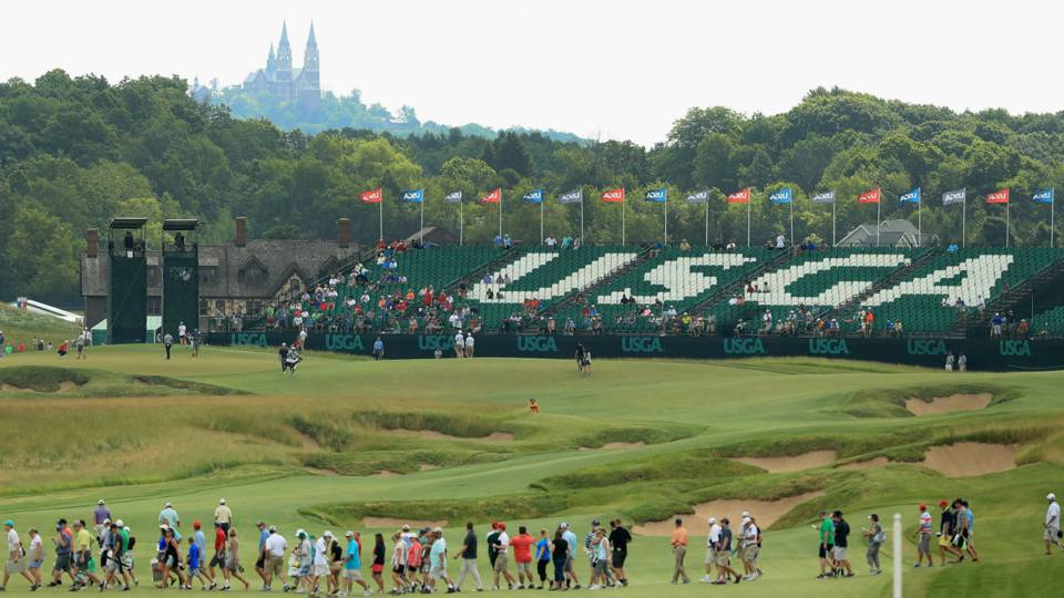 Erin Hills spectator dies on course from reported natural causes