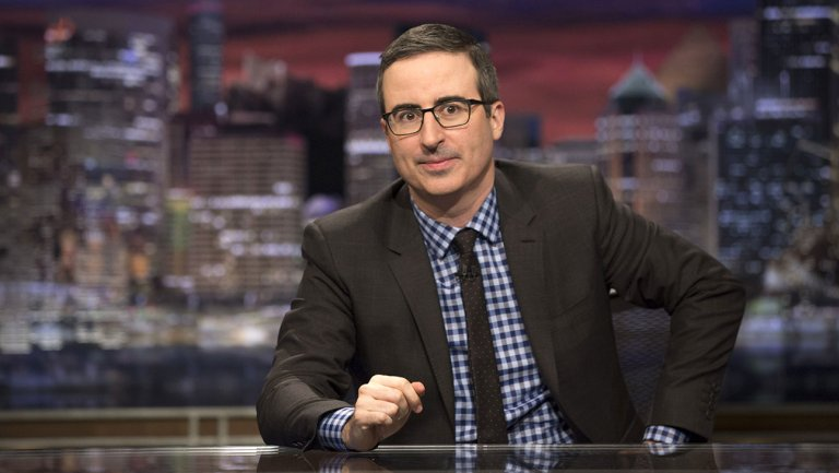 John Oliver, HBO Sued for Defamation by Coal Executive: Report