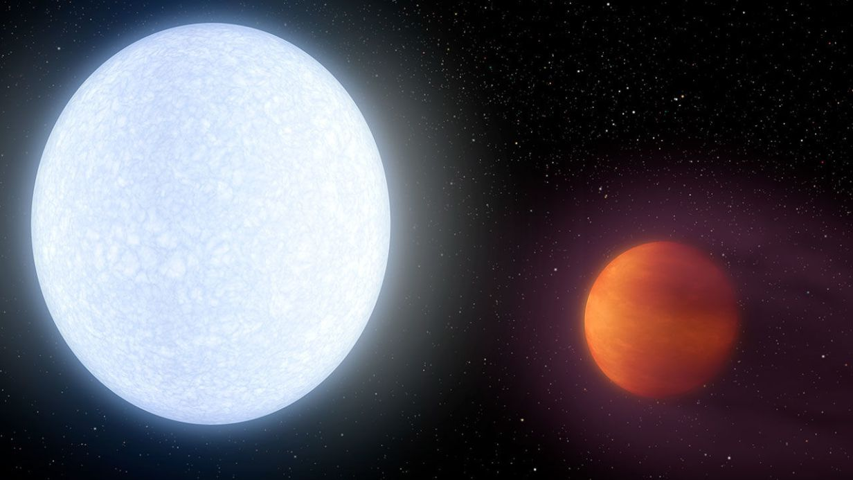 KELT-9b: Hottest Planet In The Universe Discovered, Hotter Than Most Stars