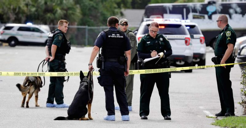 Shooting in Orlando Florida, Five Killed at RV Business by Angry Ex-Employee