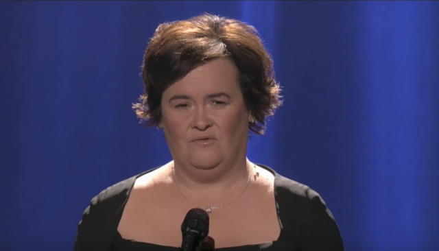 Susan Boyle attacked by gang of up to 15 youths