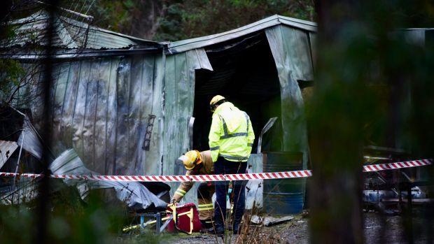 Tasmanian sisters die in fire, police say no smoke alarm installed