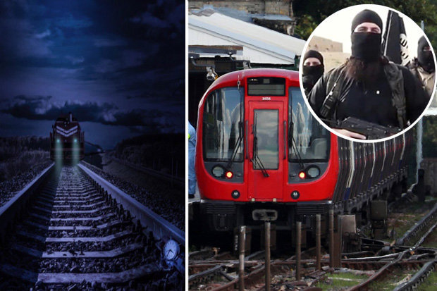 ISIS 'cell' claims responsibility for Parsons Green Tube bomb attack