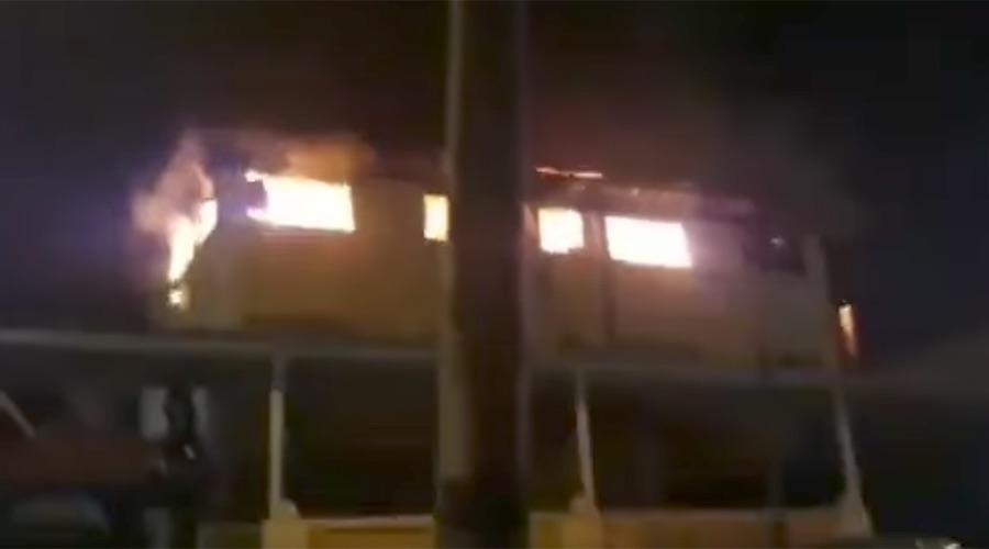 Malaysia School fire kills 22 students, mostly teens (Video)